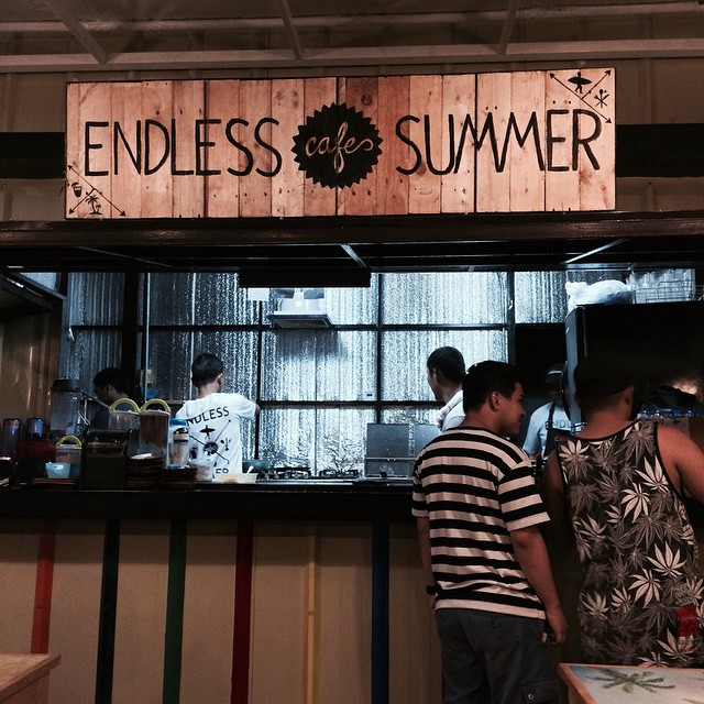 endless summer cafe