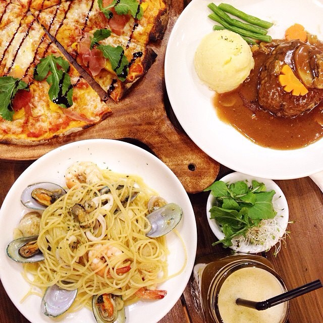 Top 5 most loved restaurants in the south for may 2015 for Mammas italian kitchen